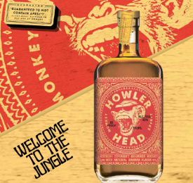Howler Head Bottle